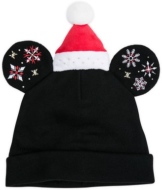Disney Mickey Mouse Light-Up Holiday Beanie for Adults