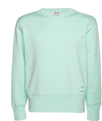 Acne Studios Fayze Cotton Sweatshirt Size: S