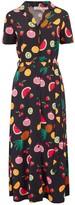 Sugarhill Brighton Nettie Fruit Punch Shirt Midi Dress