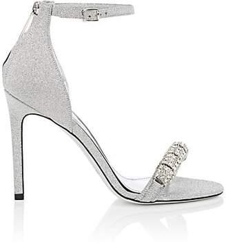 Calvin Klein Women's Camelle Glitter Sandals