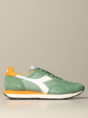 Diadora Koala R Sneakers In Suede Leather And Nylon