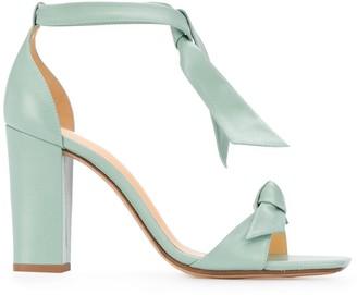 Alexandre Birman Tie Fastening High Heel Sandals