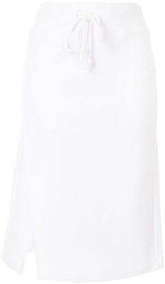 CK Calvin Klein elasticated waist skirt