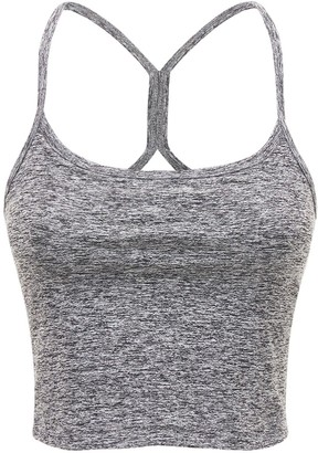 Beyond Yoga Spacedye Slim Cropped Tank Top