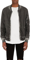 RtA Men's Washed Cotton Bomber Jacket