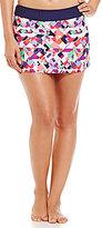 Alex Marie Geo Banded Skirt