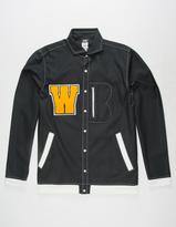 DEFEND BROOKLYN Mens Shirt Jacket