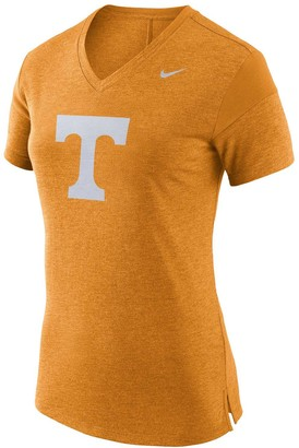 Nike Women's Tennessee Orange Tennessee Volunteers Fan V-Neck T-Shirt