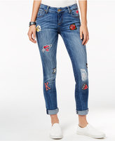 KUT from the Kloth Catherine Patched Cropped Jeans