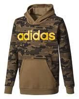 adidas Youth Boys Linear Hoodie