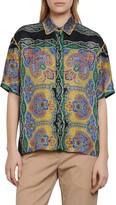 Sandro Ramy Print Shirt
