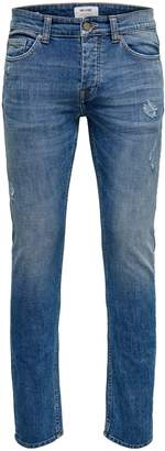 ONLY & SONS Classic Slim-Fit Jeans