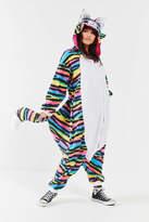 Urban Outfitters Kigurumi Rave Cat Costume