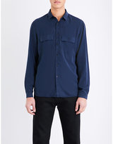 The Kooples Fitted Woven Shirt