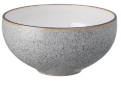 Denby Studio Craft Grey/White Ramen/Large Noodle Bowl