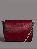 Autograph Leather Milly Shoulder Bag