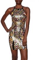 Wow Couture Latex Bodycon Dress