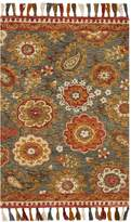 Loloi Rugs Farrah Hand-Tufted Wool Floral Rug