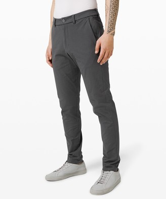 Lululemon Commission Pant Slim *Canvas 34""