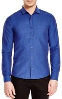 HUGO Enico Slim Fit Button Down Shirt