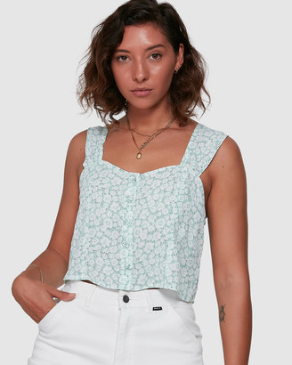 RVCA Clouded Top