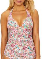 Sunsets London Calling Muse Underwire Tankini Top