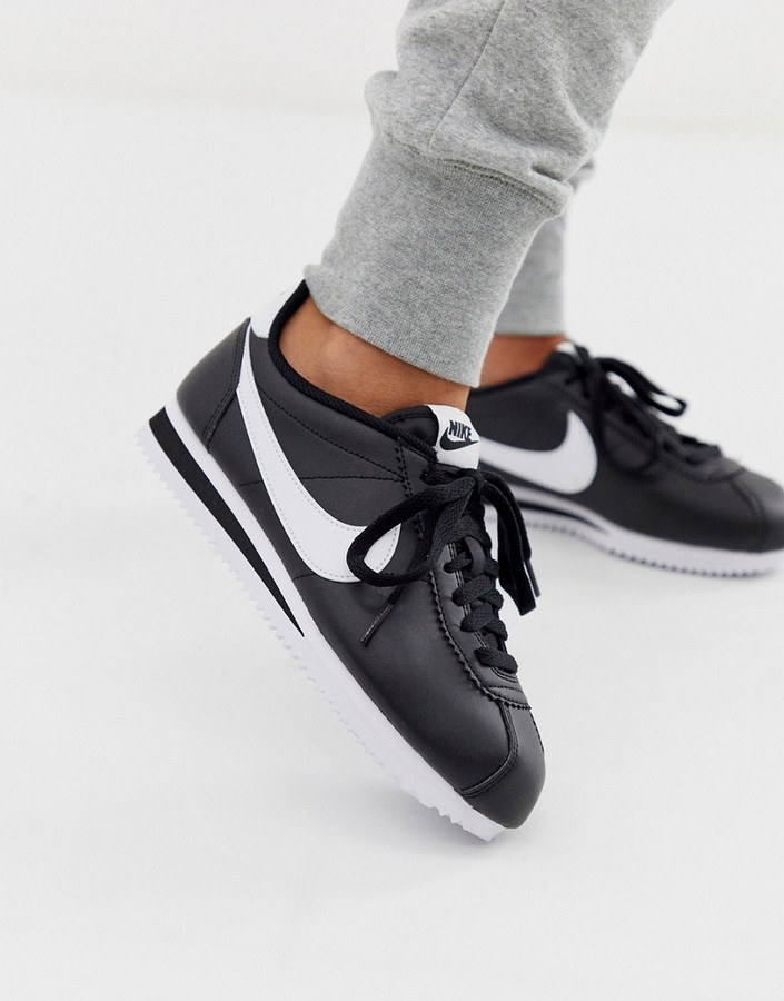Nike Womens Cortez Shoes - ShopStyle
