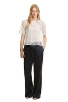 Country Road Lace Swing Top