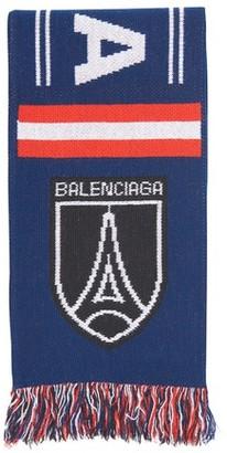 Balenciaga Soccer scarf