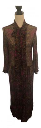 Max Mara Weekend Multicolour Silk Dresses