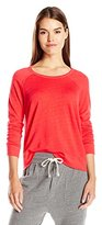 Sundry Women's Cropped Pullover
