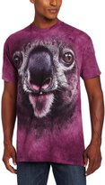 The Mountain Men's Koala Face T-Shirt