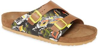 Birkenstock Zurich Camo Evolution Slide Sandal