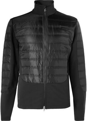 Bogner Barley Slim-Fit Panelled Quilted Ski Jacket