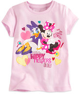 Disney Minnie Mouse and Daisy Duck Tee for Girls