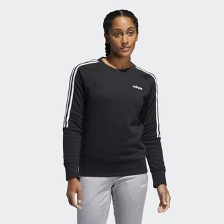adidas 3-Stripes Crew Sweatshirt