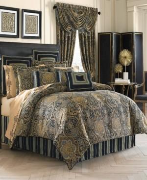 J Queen New York Five Queens Court Palmer King Comforter Set Bedding