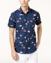 American Rag Men's Snorkel Santa Shirt, Created for Macy's