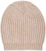 Rick Owens knitted ribbed beanie