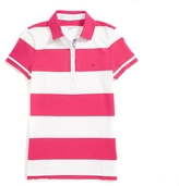 Tommy Hilfiger Final Sale- Heritage Rugby Stripe Polo