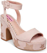 Betsey Johnson Claude Dress Sandals Women's Shoes