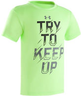 Under Armour Try To Keep Up Knit T-Shirt