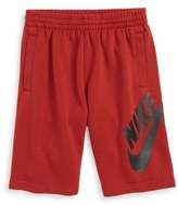 Nike 'SB Everett' French Terry Knit Shorts (Big Boys)