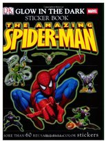 Spiderman Ultimate Glow In the Dark Sticker Book