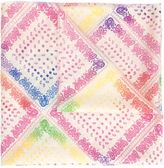 The Elder Statesman '50 x 50 Pashmina Handkerchief' scarf