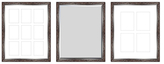 PTM Images Brayden Gallery Wall Mirrors & Photo Collages (Set of 3)