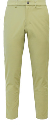 Lululemon Commission Slim-Fit Shell Golf Trousers - Men - Neutrals