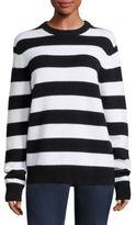 Rag & Bone Shana Striped Cashmere Sweater