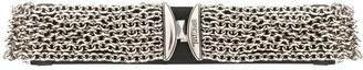 Just Cavalli Chain Embellished Waist Belt