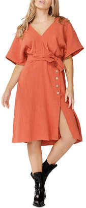 Sass Lost Dreams Buttoned Dress